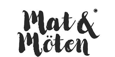 Mat & Möten logotyp