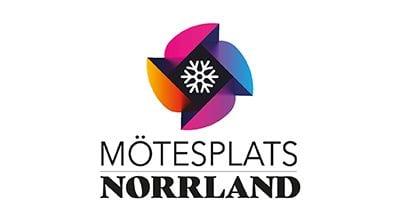Mötesplats Norrland logotyp