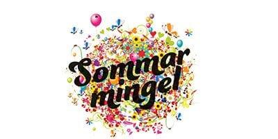 Sommarmingel logotyp