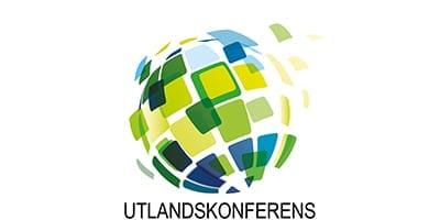 Utlandskonferens logotyp